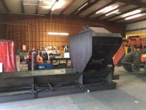 Gunnite Truck Body